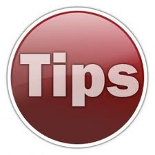 Few Tips