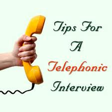 Recording Tips for Telephonic Interview