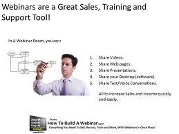 Webinars the big solution for the small business owner