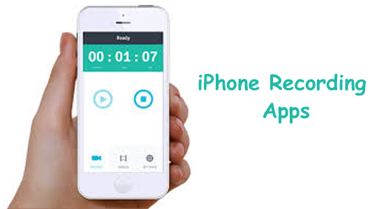 iPhone recording apps