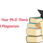 How to Gain Mastership in Ph.D Thesis Writing?
