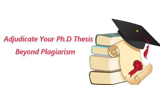 dissertation and thesis