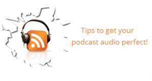 Fix up your podcast audio easily!