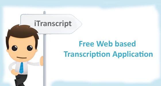 transcription application