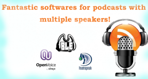 More people on board? Rock your podcast with these smart softwares