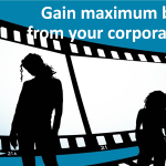 Derive the maximum benefit out of your corporate video!