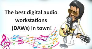 The 5 best digital audio workstations