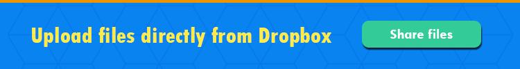 upload dropox files