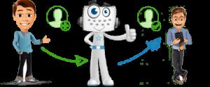 TranscriptionStar's Refer and Earn offer