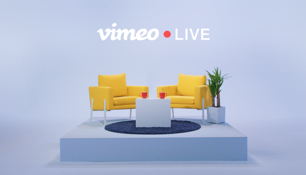 Captioning vimeo live